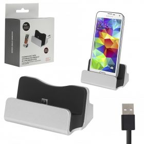 Док-станция micro USB
