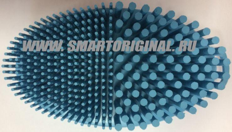 Smart Microfiber Щётка Спа-мини синяя