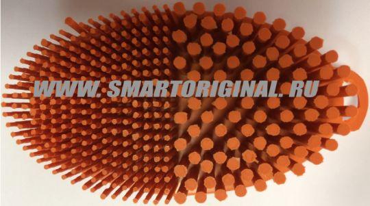 Smart Microfiber Щётка Спа-мини оранжевая