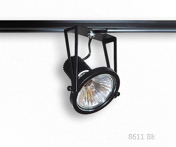Трековый светодиодный светильник Metall 66