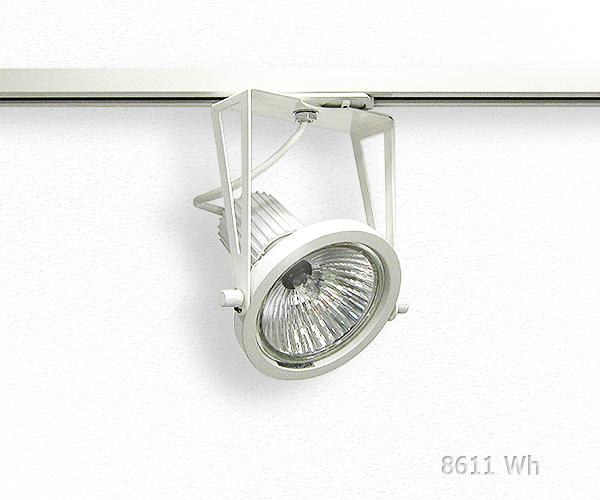 Трековый светодиодный светильник Metall 67