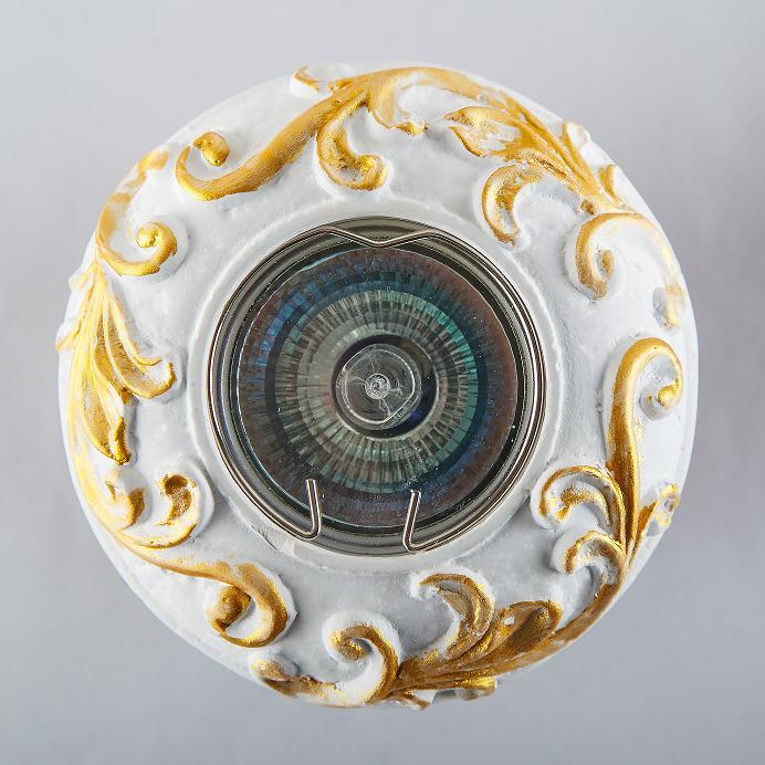 Гипсовый светильник Seval 64