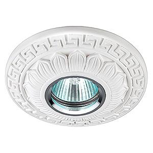 Гипсовый светильник Seval 53