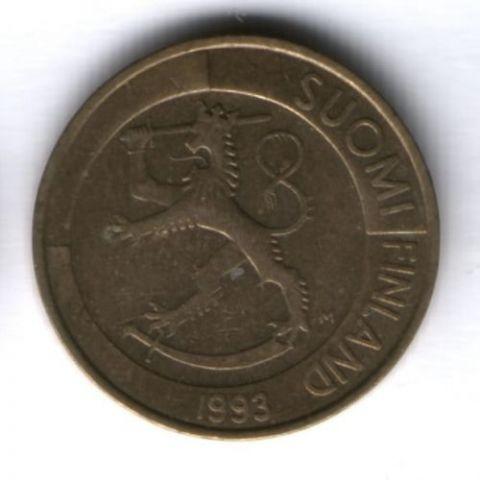 1 марка 1993 г. Финляндия