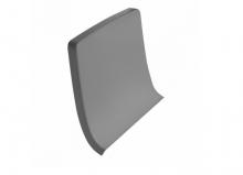 Спинка к сиденью для унитаза Roca Khroma 780165AF1T мокрый асфальт