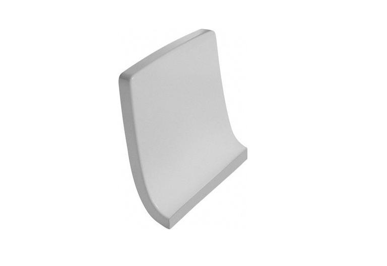 Спинка к сиденью для унитаза Roca Khroma 780165AF6T белый органик