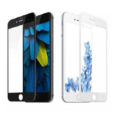 Защитное стекло 4D c закругленными краями для iPhone 7 Plus/8 Plus