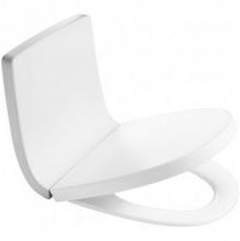 Спинка к сиденью для унитаза Roca Khroma 780165A004 белый