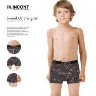 Трусы боксеры для мальчика 7-15 лет  INCONT  №INC2625