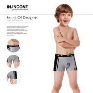 Трусы боксеры для мальчика 7-15 лет  INCONT  №INC2600