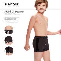 Трусы боксеры для мальчика 7-15 лет  INCONT  №INC2638