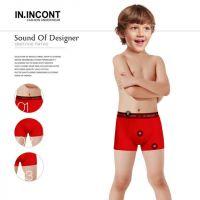 Трусы боксеры для мальчика 7-15 лет  INCONT  №INC2636