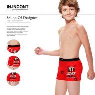 Трусы боксеры для мальчика 11-17 лет  INCONT  №INC2633