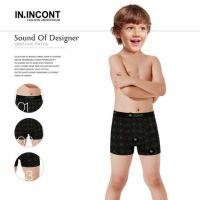 Трусы боксеры для мальчика 7-15 лет  INCONT  №INC2629