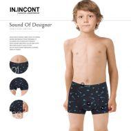 Трусы боксеры для мальчика 11-17 лет  INCONT  №INC2628