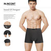 Мужские трусы боксеры  IN.INCONT  №INC3573