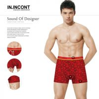 Мужские трусы боксеры  IN.INCONT  №INC3214