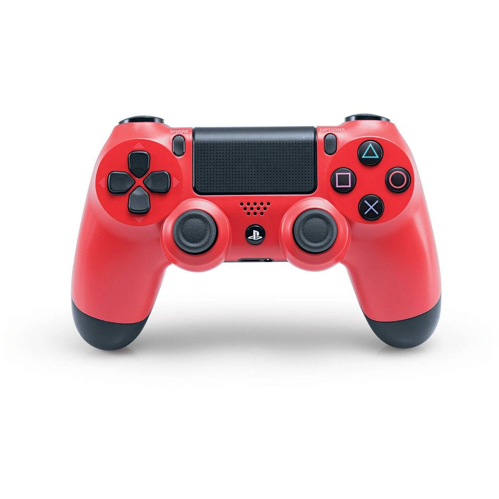 Sony Dualshock 4 v1 Red Геймпад для Ps4 красный