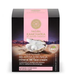 """""""NK"""" Kam-chat-ka BB-крем минеральный  для лица «сияние и энергия кожи» 50 мл"""