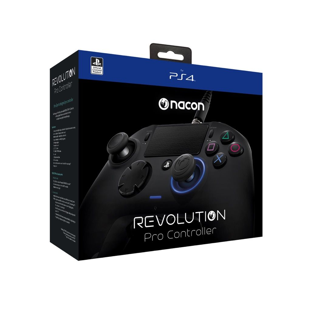 Nacon Revolution Pro Controller Black