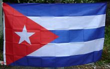 Флаг Кубы государственный 90х150 см