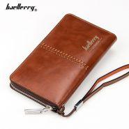 Кожаный мужской кошелёк Baellerry