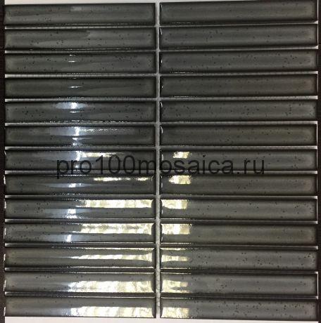 PP20145-07. Мозаика Палки серия PORCELAIN, чип 20*145  размер, мм: 296*299 (NS Mosaic)
