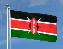 Флаг Кении государственный 90х150 см