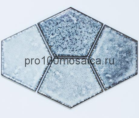 R-308. чип 110x145 Мозаика серия RUSTIC,  размер, мм: 151*306 (NS Mosaic)