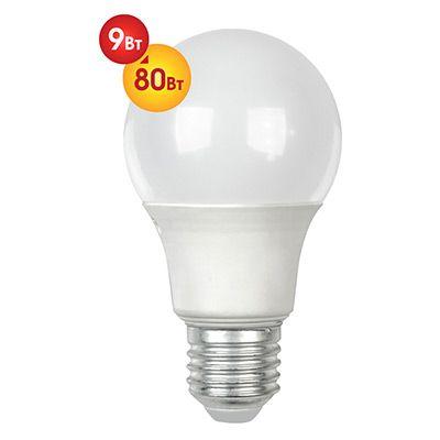 Лампочка светодиодная Dialog A60-E27-9w-3000k