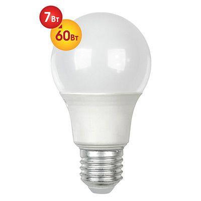 Лампочка светодиодная Dialog A60-E27-7w-3000k