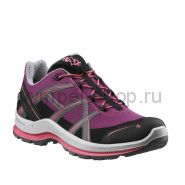 Кроссовки Haix Black Eagle Adventure 2.1 GTX Ws low purple-rose