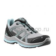 Кроссовки Haix Black Eagle Adventure 2.1 GTX Ws low grey-mint