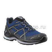 Кроссовки Haix Black Eagle Adventure 2.1 GTX low navy-grey