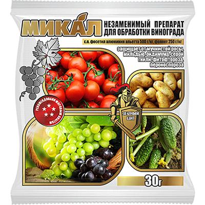 """Зеленый щит """"Микал-М"""" (30 г) от Agromaxi"""