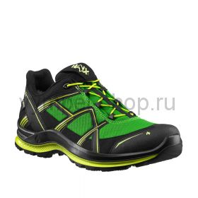 Кроссовки Haix Black Eagle Adventure 2.1 GTX low black-poison