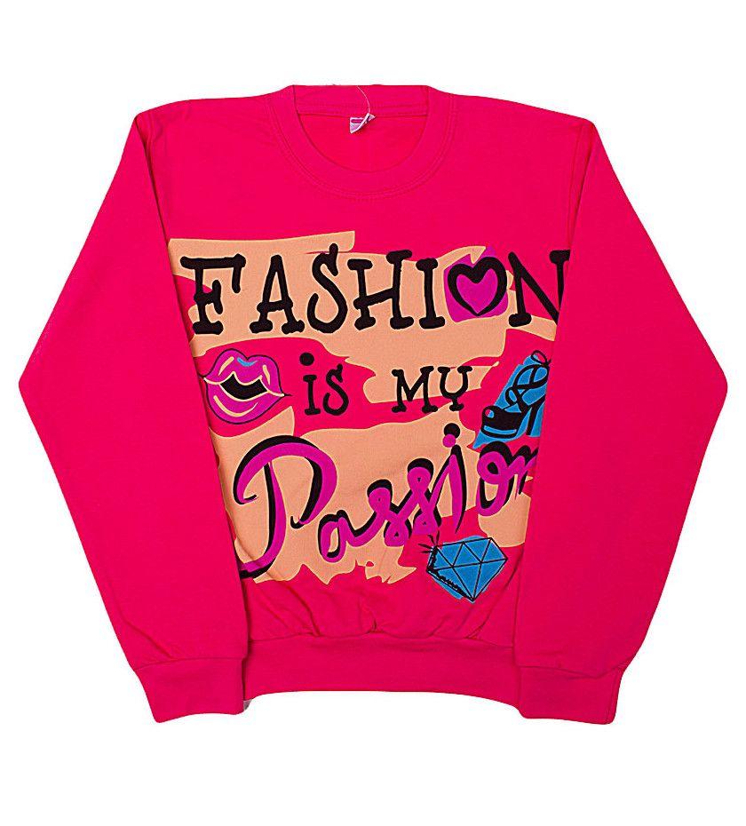 Толстовка для девочки Fashion