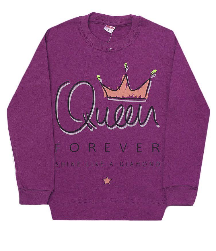Толстовка для девочки Queen