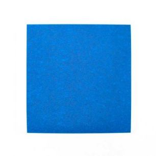 Термостойкая синяя наклейка 210х200мм