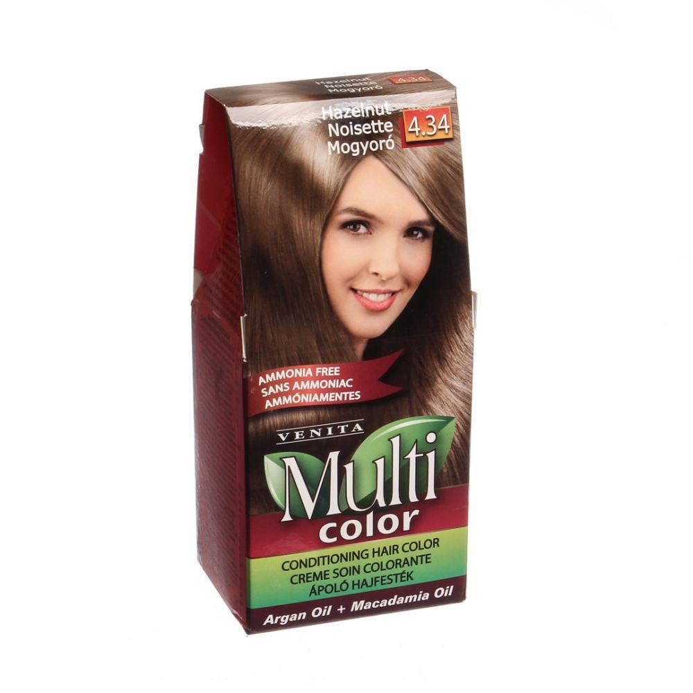 Цвет волос лесной орех это