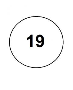 19 размер