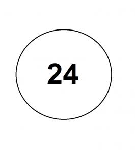 24 размер