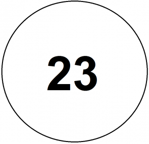23 размер