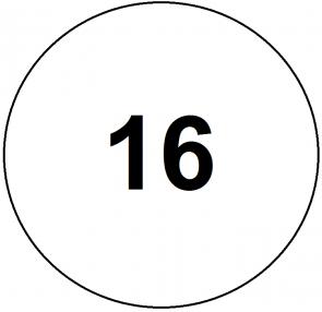 16 размер