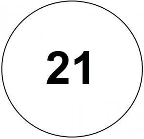 21 - 21,5 размеры