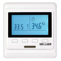 Терморегулятор для теплого пола программируемый GRAND MEYER HW 500