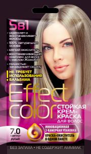 """""""fk"""" Cтойкая крем-краска для волос серии «Effect Сolor» 50мл, тон светло-русый"""