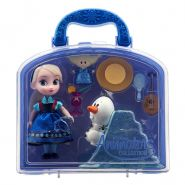 Игровой набор Эльза в чемоданчике аниматорс Дисней