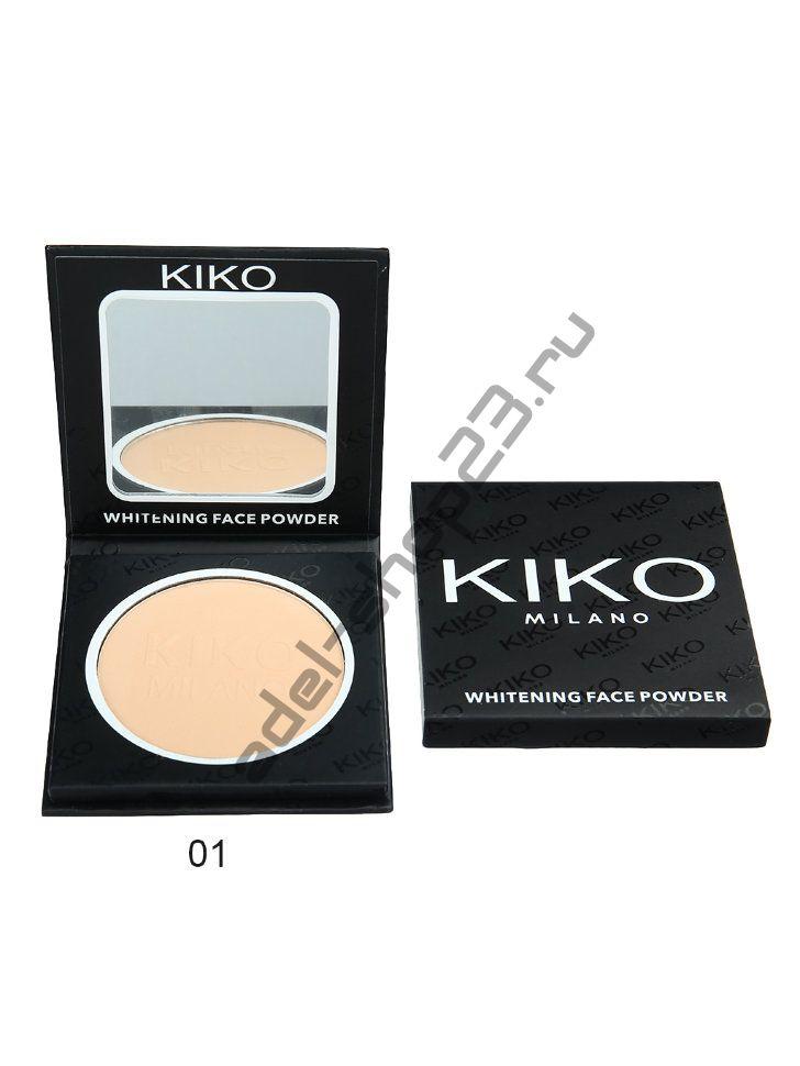 Kiko - Пудра для лица