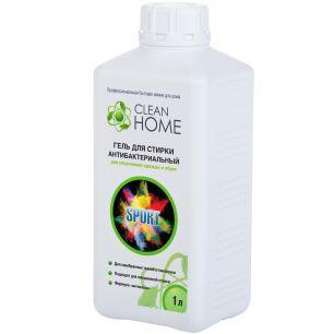 """CLEAN HOME"" Гель для стирки антибактериальный 1л"
